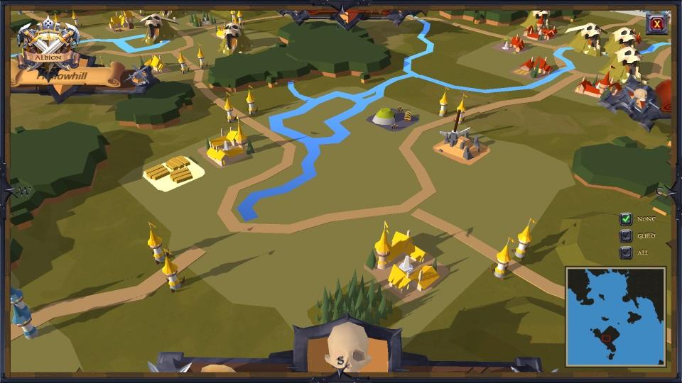 Das Fantasy Sandbox Mmorpg Albion Online
